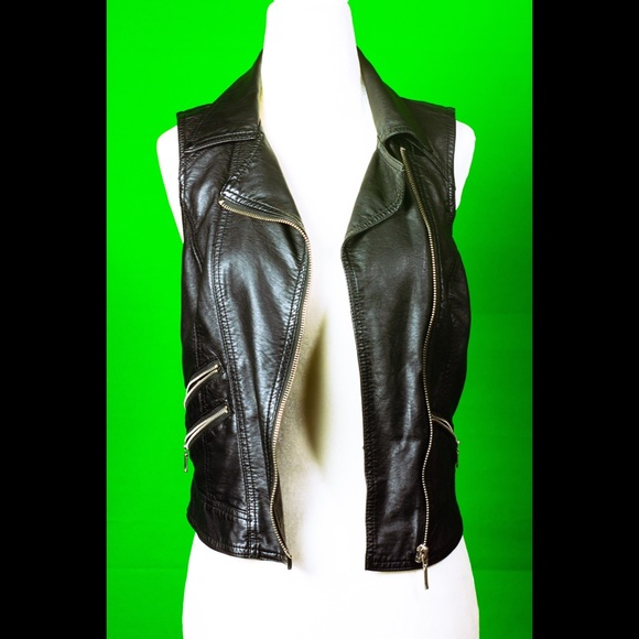 Maurices Jackets & Blazers - Maurice's leather vest